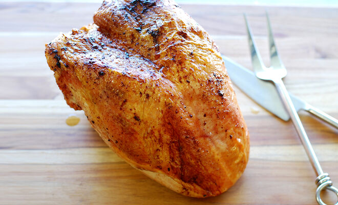Moist Roast Turkey Breast Recipe D Artagnan