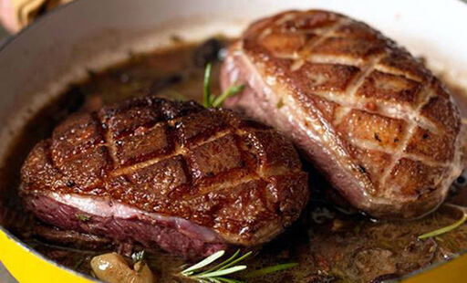 duck-breast-with-black-olives-recipe