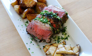 lamb-loin-with-fresh-parley-recipe
