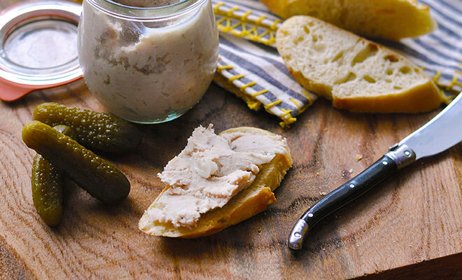 Easy Rabbit Rillettes Recipe | D'Artagnan