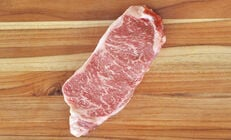 Wagyu Beef Strip Steak, Boneless