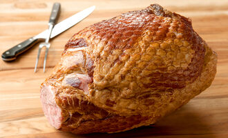 Applewood-Smoked Bone-In Heritage Ham