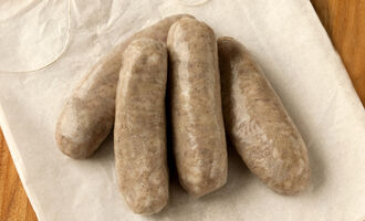 Rabbit & Ginger Sausage