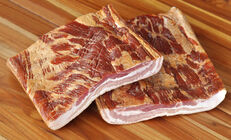 Uncured Applewood Smoked Slab Bacon