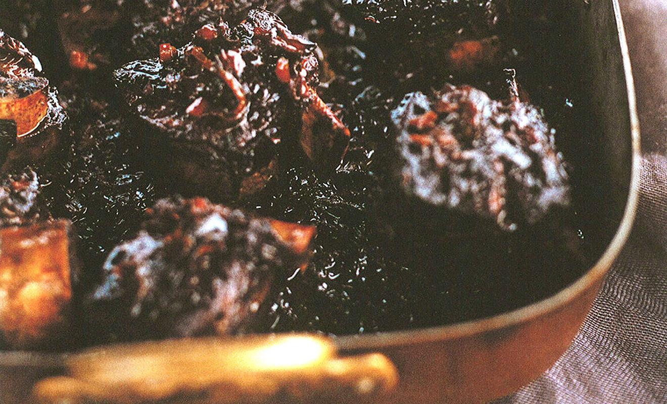 Lucinda Scala Quinn's Luscious Oven-Braised Short Ribs Recipe | D'Artagnan