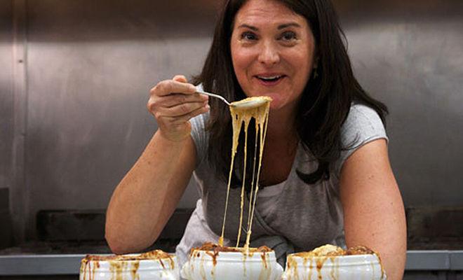 Cookbook Author Susan Spungen