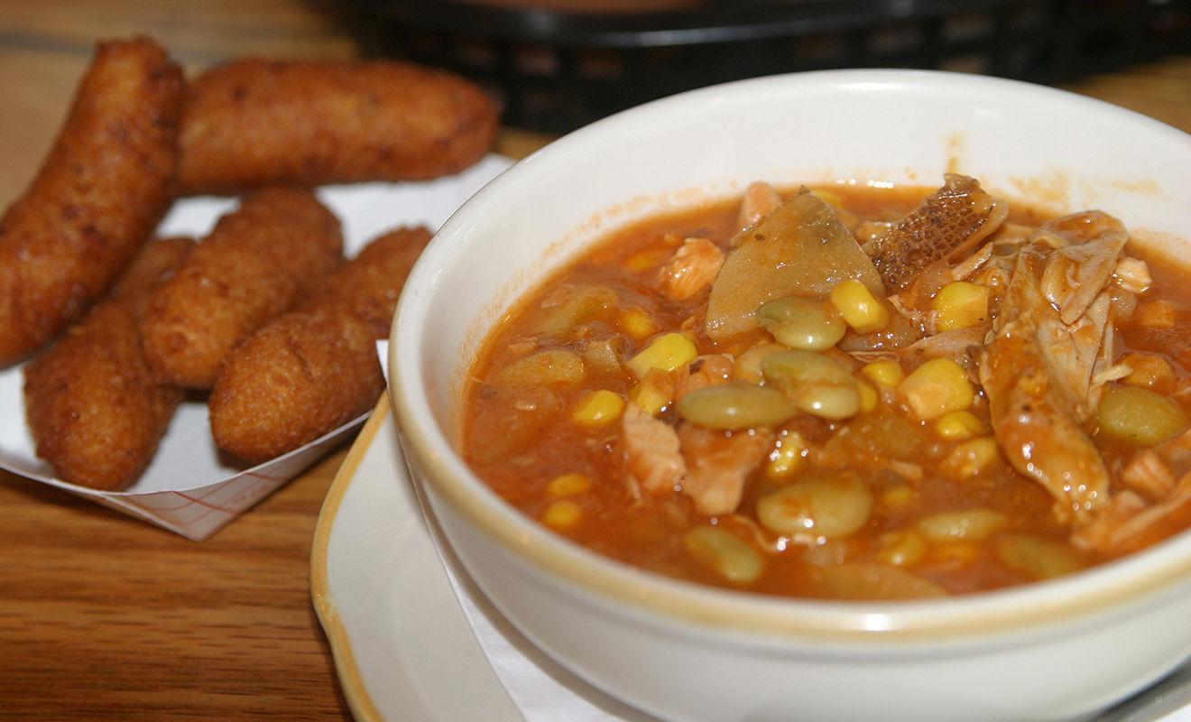 Jeff Miller's Luella Brunswick Stew Recipe   D'Artagnan