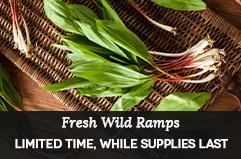 Buy Wild Ramps