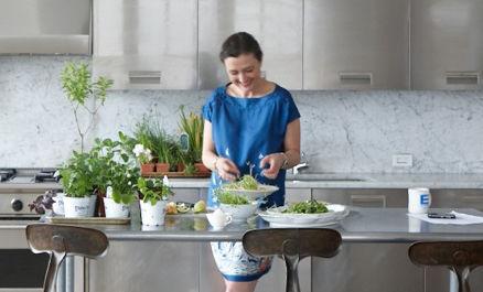 Food Stylist Alison Attenborough