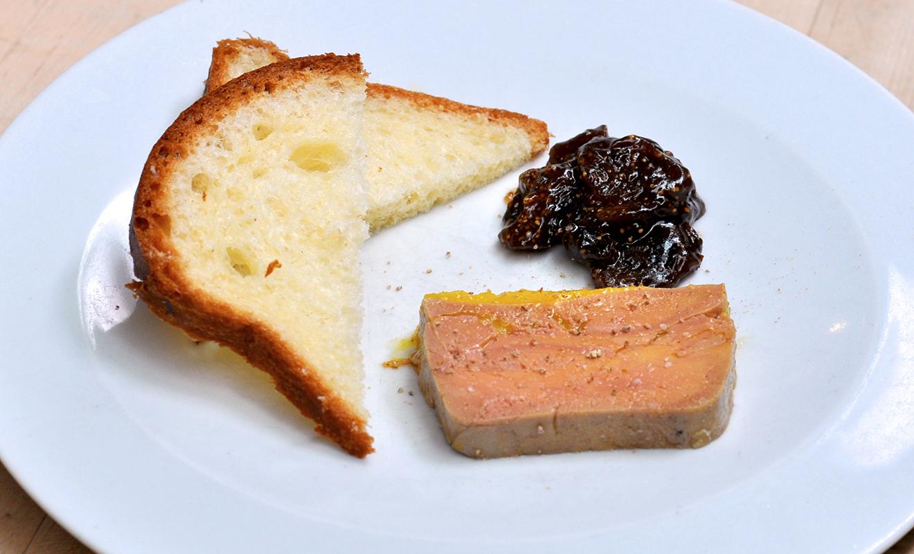 Classic Terrine of Foie Gras Recipe | D'Artagnan
