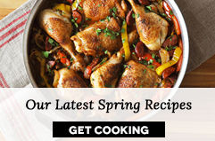 Fresh Spring Recipes