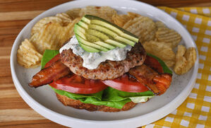 cobb-salad-turkey-burger-recipe