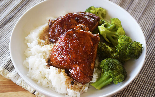Filipino-Style Chicken Thigh Adobo | D'Artagnan