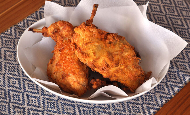Crispy Buttermilk Fried Rabbit Recipe | D'Artagnan