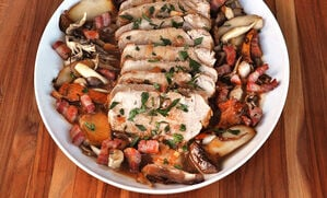 veal-roast-with-mushrooms-and-pancetta-recipe