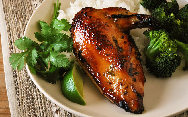 Easy Vietnamese Oven Roasted Chicken Recipe | D'Artagnan