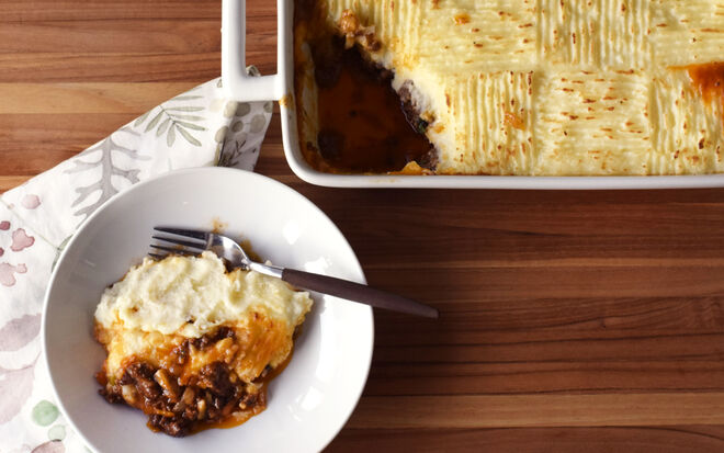 Traditional Lamb Shepherd's Pie Recipe | D'Artagnan
