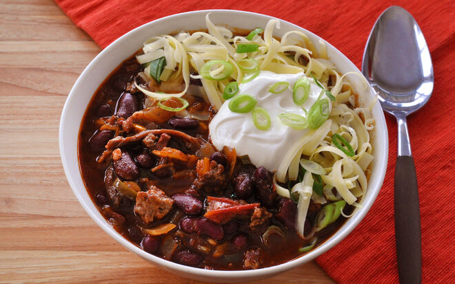Easy Spicy Duck Chili Recipe | D'Artagnan