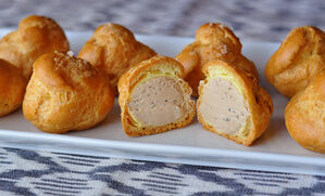 foie-gras-cream-puffs-recipe