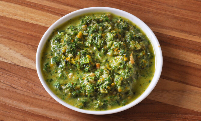 Gremolata for Grilled & Roasted Meats | D'Artagnan