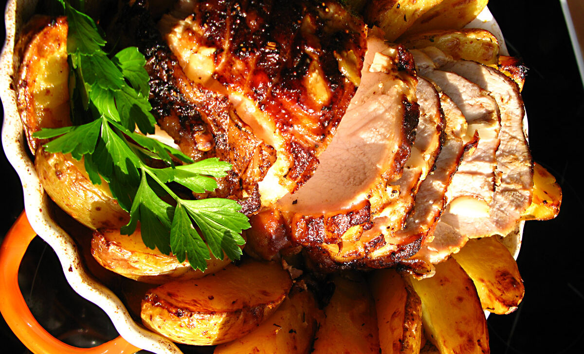 garlic-roasted-pork-loin-recipe