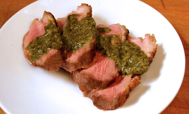 Sara Moulton Duck with Herb Butter Recipe | D'Artagnan