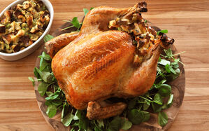 roast-capon-with-challah-stuffing-recipe