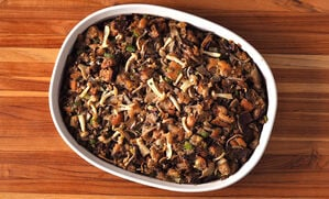 thanksgiving-mushroom-dressing-recipe