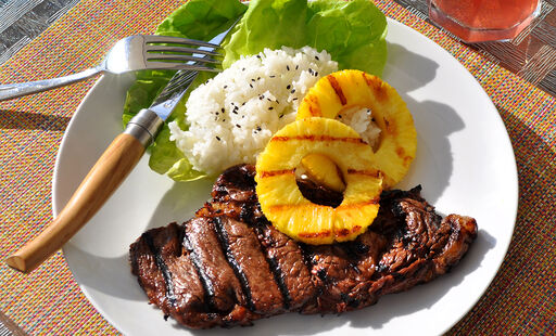 grilled-buffalo-rib-eye-steak-marinated-in-soy-and-pineapple-recipe