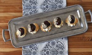 chestnut-cream-puffs-with-chocolate-ganache-recipe