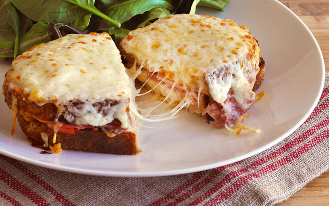 Classic Croque Monsieur Recipe | D'Artagnan