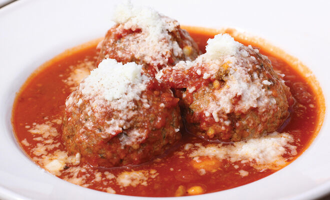 The Franks Beef Meatballs Recipe | D'Artagnan