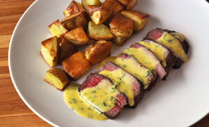 filet-mignon-with-bearnaise-sauce-recipe