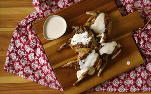 grilled-quail-with-alabama-white-sauce-recipe