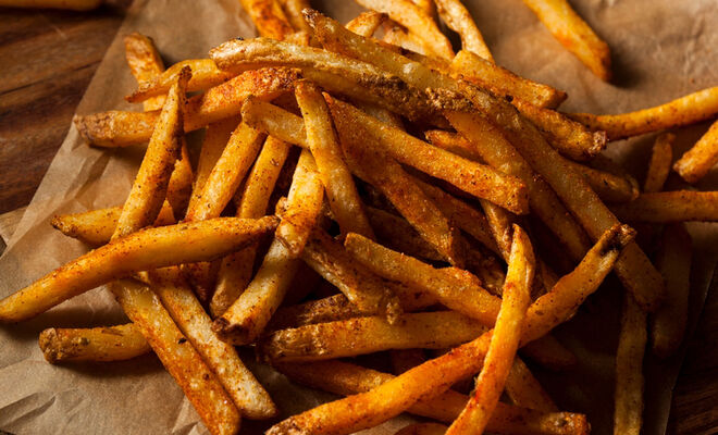 Duck Fat French Fries, Homemade Belgian Style Frites Recipe | D'Artagnan