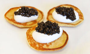 caviar-on-blini-recipe