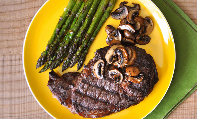 Easy Grilled Ribeye Steak Recipe D Artagnan