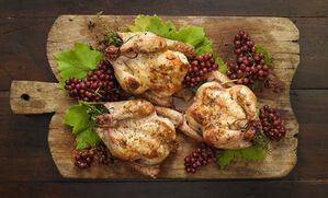 roast-poussin-with-champagne-grapes-recipe