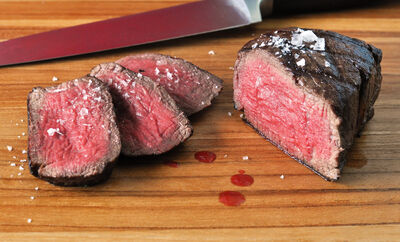Grilled Wagyu Beef Filet Mignon Steak Recipe D Artagnan