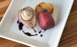 poached-pears-with-foie-gras-recipe