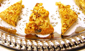 foie-gras-toasts-with-candied-hazelnuts-recipe