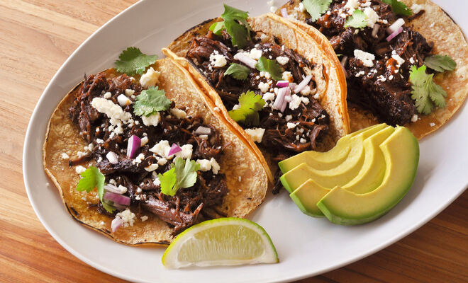 Spicy Beef Short Rib Barbacoa Recipe | D'Artagnan
