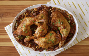 chicken-chausseur-hunters-chicken-recipe