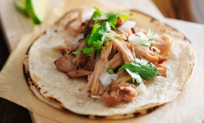 Slow-Cooker Pulled Pork Carnitas Recipe | D'Artagnan