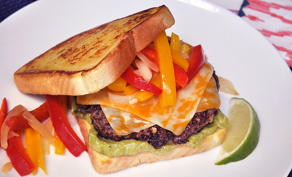 fajita-burger-recipe