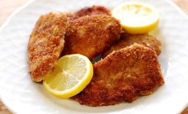 Perfect Pork Schnitzel Recipe | D'Artagnan