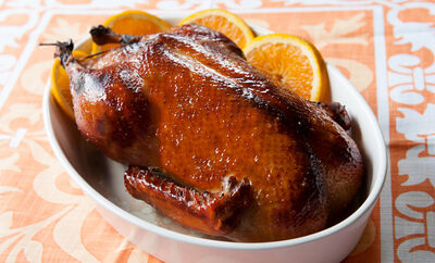 Easy Duck A L Orange Recipe D Artagnan