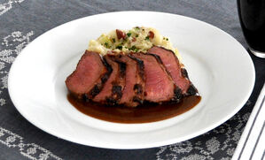 irish-stout-lamb-loin-with-colcannon-recipe