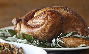 maple-glazed-turkey-with-gingersnap-gravy-recipe