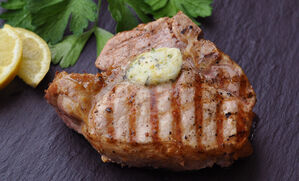 grilled-pork-chops-with-citrus-butter-recipe